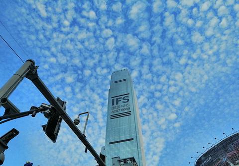 IFS国金中心旅游景点攻略图
