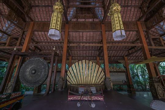 傣王宫遗址旅游景点图片