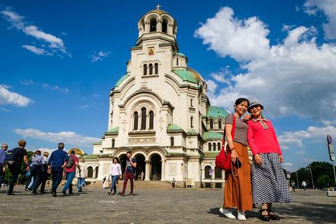 亚历山大·涅夫斯基大教堂旅游景点攻略图