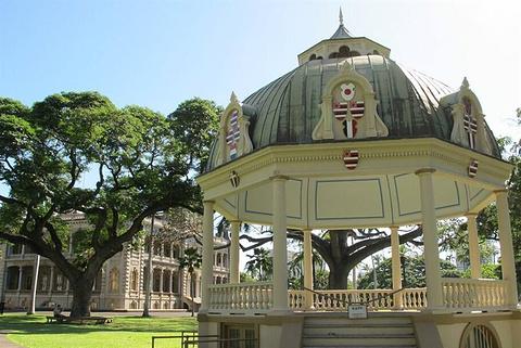 卡怀亚哈奥教堂旅游景点攻略图