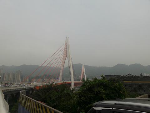 东水门大桥旅游景点图片