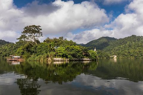 神玉岛旅游景点攻略图