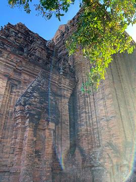 婆那加占婆塔旅游景点攻略图