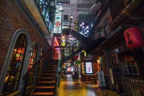 上海大悦城旅游景点攻略图