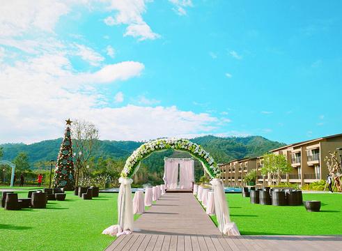 南昆山居温泉度假村旅游景点图片