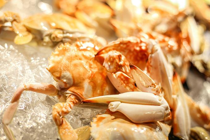 哈曼海鲜火锅自助餐厅,从生猛海鲜到经典欧式炭烧图片