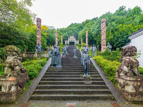 龙山岛旅游景点图片