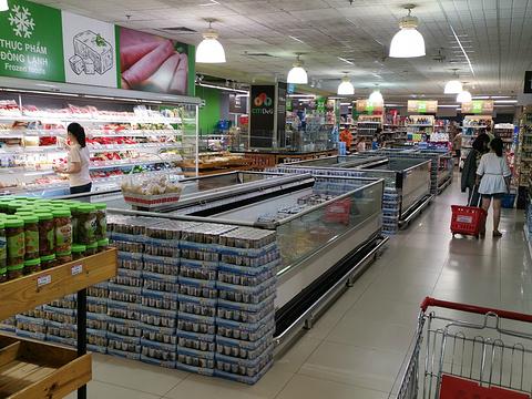 芽庄购物中心旅游景点图片