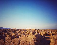 """新疆吐鲁番,一座城里的""""双城记"""""""