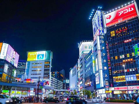 新宿旅游景点图片