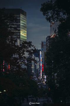 秋叶原旅游景点攻略图