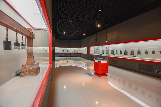 甘肃秦文化博物馆旅游景点图片