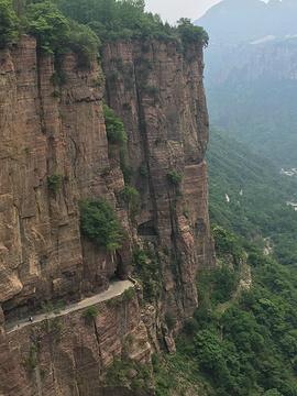 崖上人家旅游景点攻略图