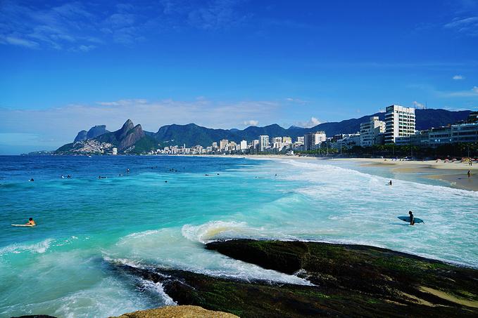 科帕卡巴纳海滩 Copacabana图片
