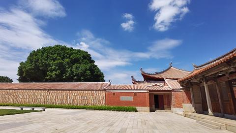 泉州府文庙旅游景点攻略图