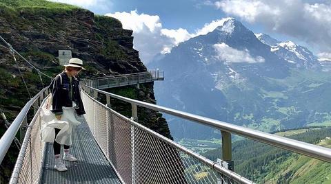 First Cliff Walk by Tissot旅游景点攻略图