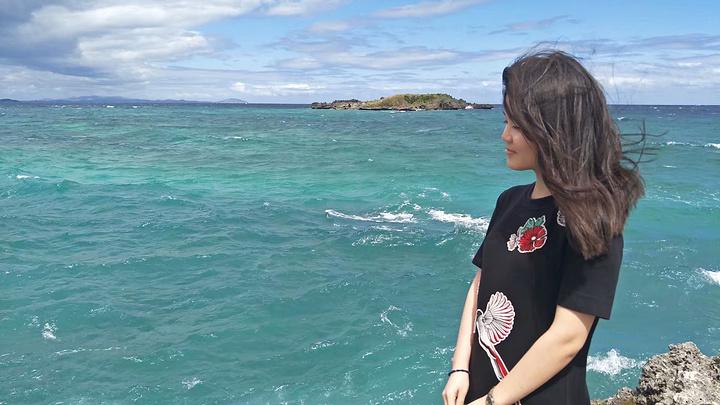 """""""长滩岛也被称作世界上最美的海岛之一,星期五沙滩也成了来长山岛必去的一个景点_星期五海滩""""的评论图片"""