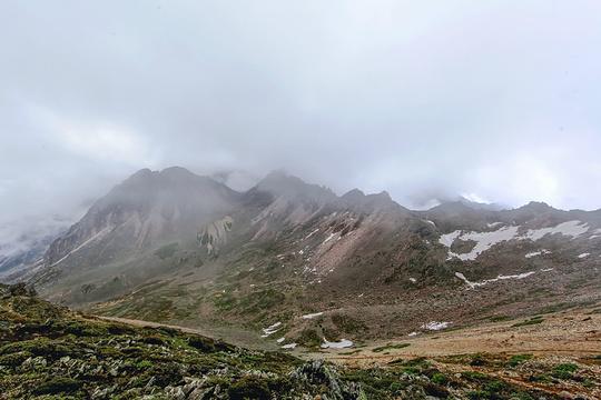 虹口自然保护区旅游景点图片