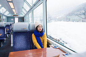 #游记征集令#远辰游世界  一个人独闯瑞士极致体验(内含列车,滑雪,雪山指南)