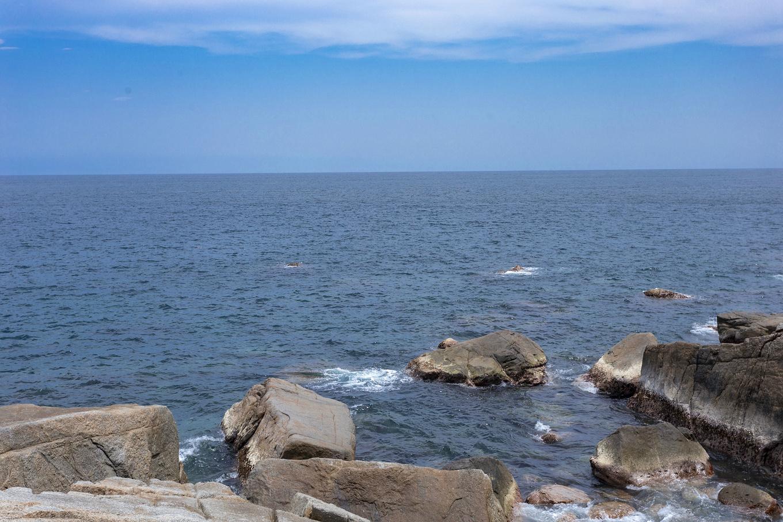 6、岛上秘境,感受最原始的海岸景色图片