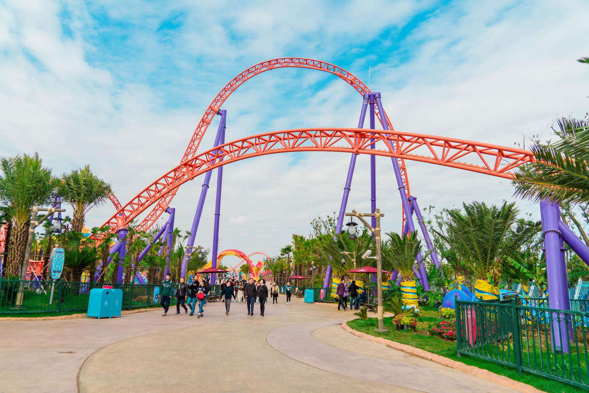 上海海昌海洋公园_2020上海海昌海洋公园游玩攻略,这里还有超带感的海豚过山车 ...