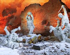 两万西路军将士喋血河西走廊被尘封半个世纪 真真相在张掖高台!