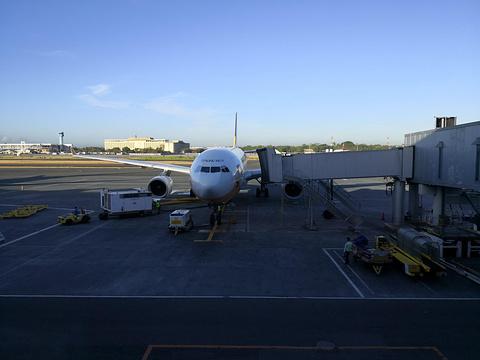 尼诺伊阿基诺国际机场旅游景点攻略图