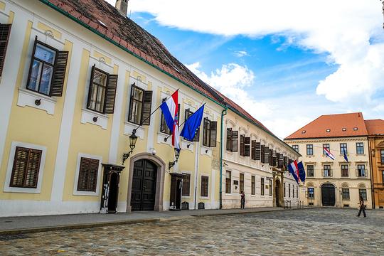圣马可教堂旅游景点图片