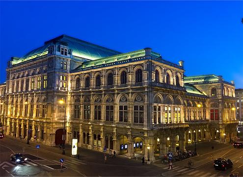 霍夫堡宫旅游景点图片