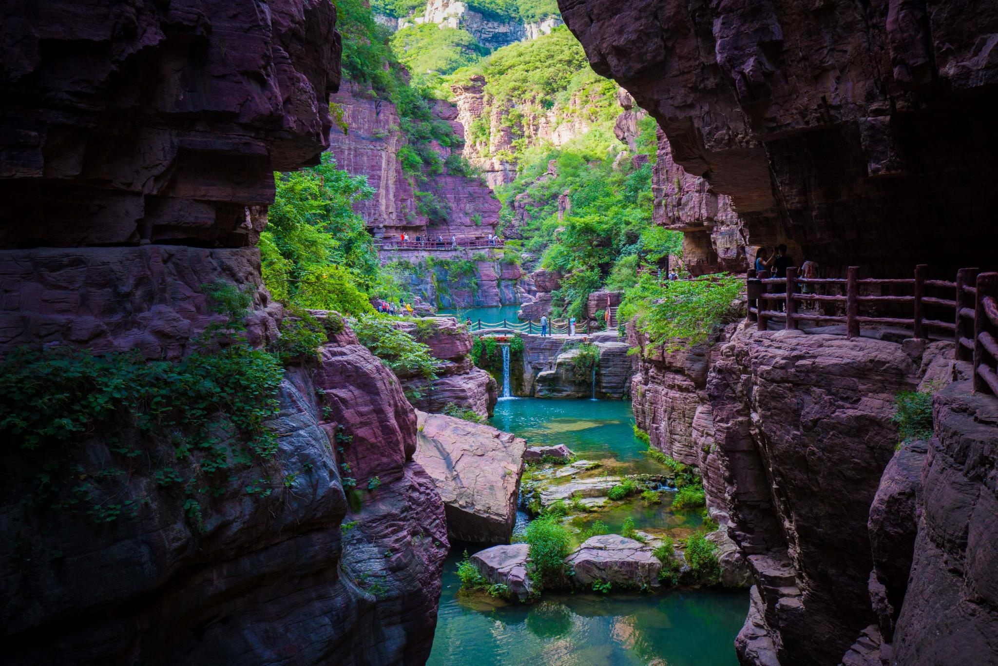 【河南焦作】游走在美食与美景之间,徜徉于饕餮与山水之内