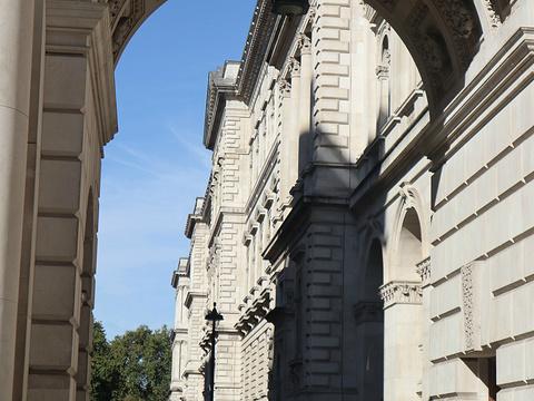 特拉法加广场旅游景点图片
