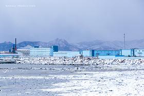 【马玛丽旅行志】冬游齐鲁,山海染白,像风走了八千里