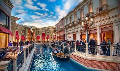 威尼斯人剧场旅游景点攻略图