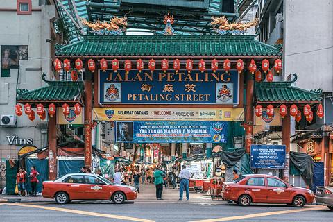 吉隆坡旅游景点图片