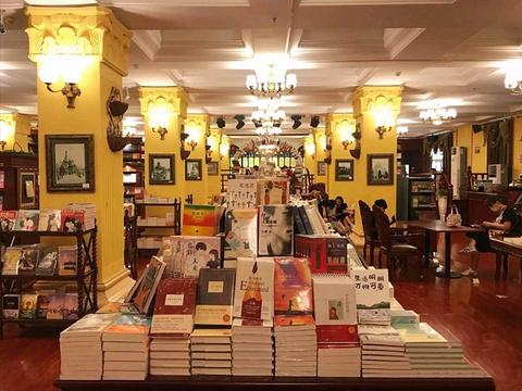 果戈里书店旅游景点攻略图