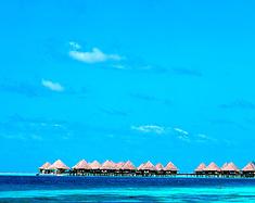 爱之旅途马尔代夫莉莉岛 Lily Beach