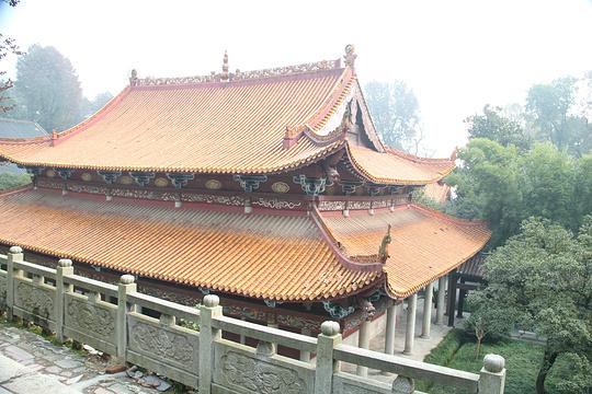 麓山寺旅游景点图片