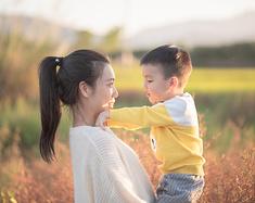 #非泡不可的温泉#邂逅秋日里的小确幸,一家人的慢时光。