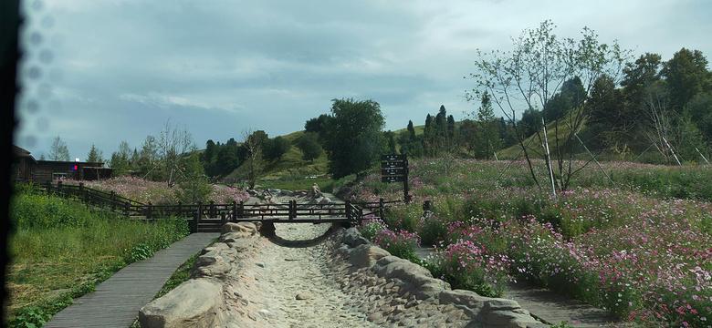 河谷草原旅游景点图片