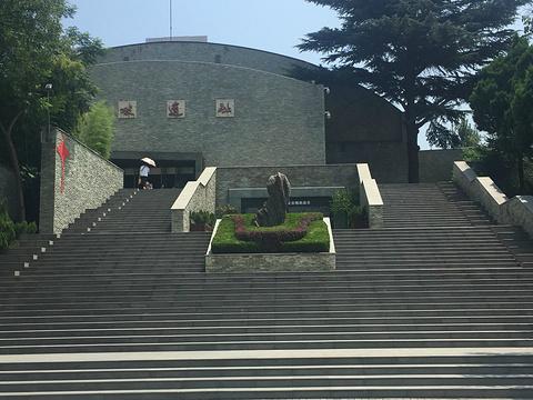 半坡遗址大厅旅游景点图片
