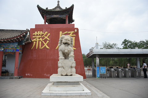 西夏陵国家考古遗址公园旅游景点攻略图