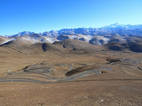 318国道5000公里纪念碑旅游景点图片