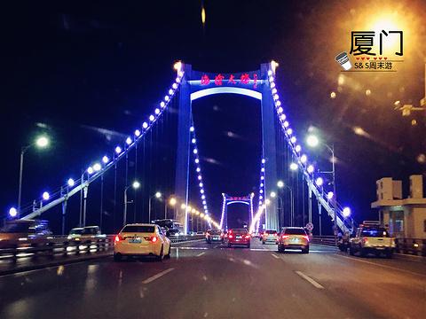 海沧大桥的图片