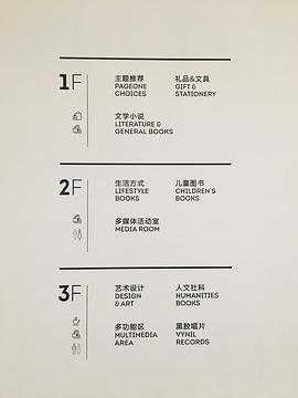 Page One(北京坊店)旅游景点攻略图