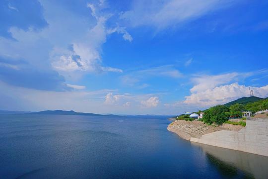 察尔森水库水利风景区旅游景点图片