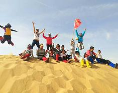 蒙古汉子带你玩转内蒙古,玩转呼和浩特,经典草原沙漠5日游攻略