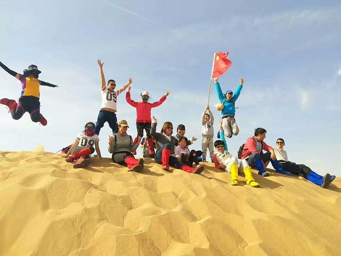 五当召, 响沙湾沙漠度假区图片