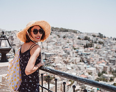 中东的宁静圣地,我的梦想国度之旅:以色列耶路撒冷