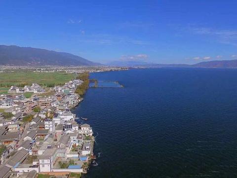 洱海旅游景点攻略图
