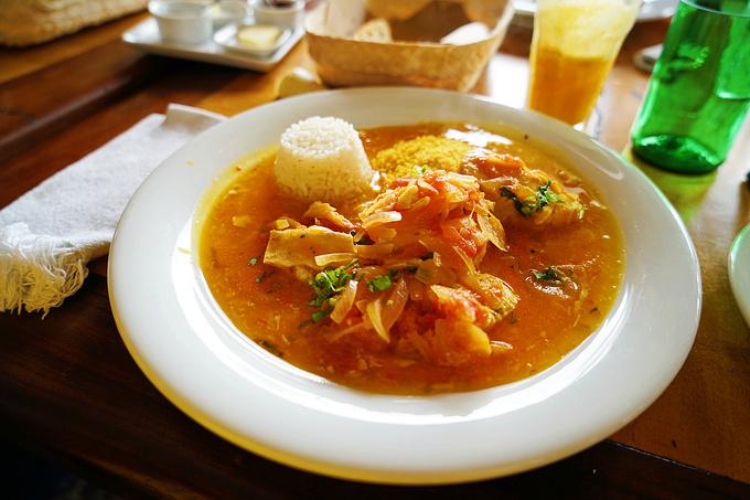 海陆盛宴:Aprazível Restaurant网红餐厅图片
